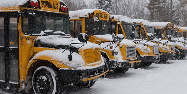 Technology in Education – No More Snow Days?