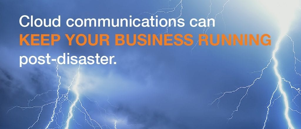 Solid Disaster Recovery from Cloud Communications in 4 Ways