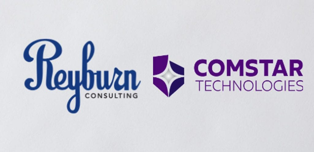 Reyburn Consulting Group has joined Comstar Technologies